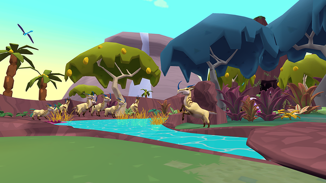 Stone Age Snap VR screenshot 4