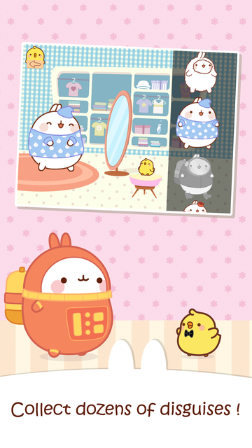 MOLANG: A HAPPY DAY - FUN GAMES FOR TODDLERS screenshot 3