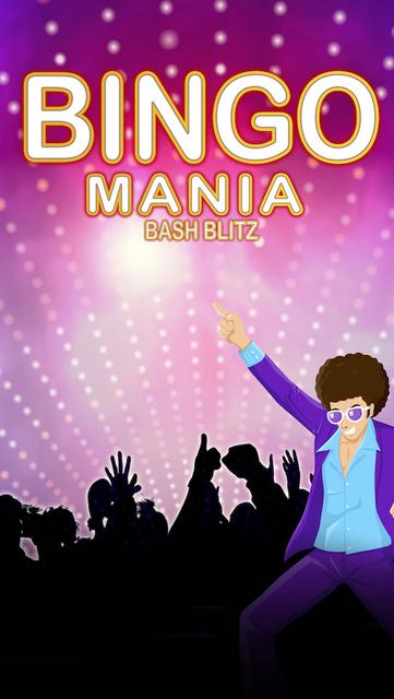 Bingo Bash Blitz Mania screenshot 1