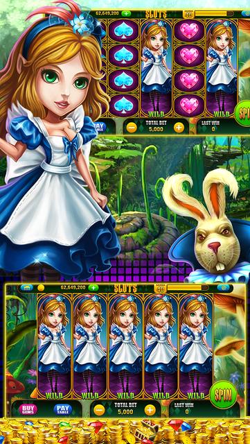 Slots - Royal Casino - Vegas Slot Machines screenshot 4