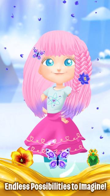 Barbie Dreamtopia - Magical Hair screenshot 4