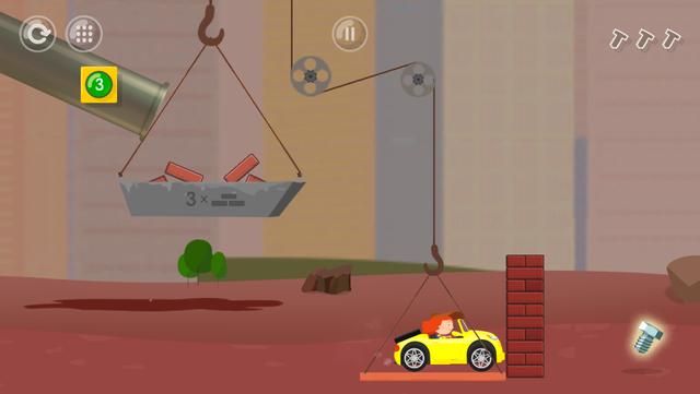 Mc Wheelie: Puzzle Baby Games screenshot 5