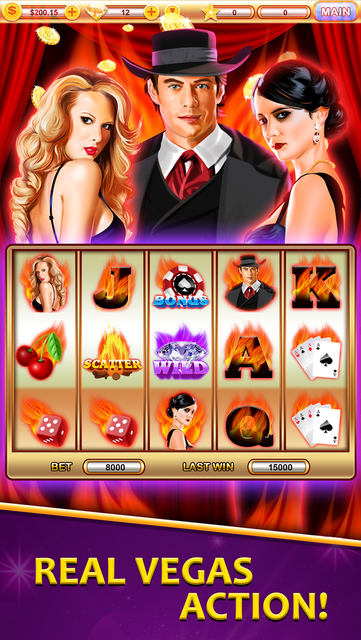 Triple Spin Casino Slots - All New, Grand Vegas Slot Machine Games in the Double Rivers Valley! screenshot 2