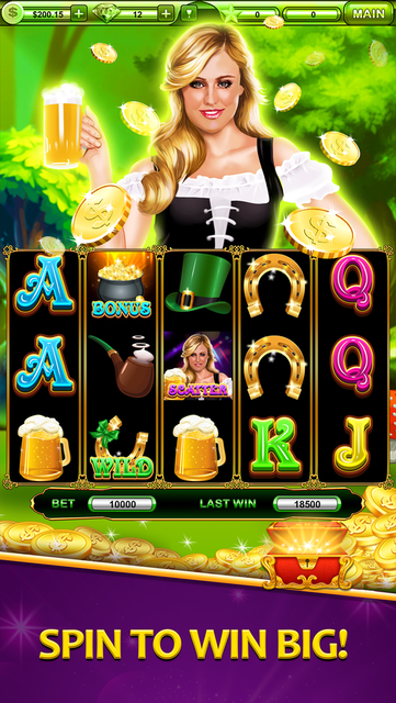 Triple Spin Casino Slots - All New, Grand Vegas Slot Machine Games in the Double Rivers Valley! screenshot 3