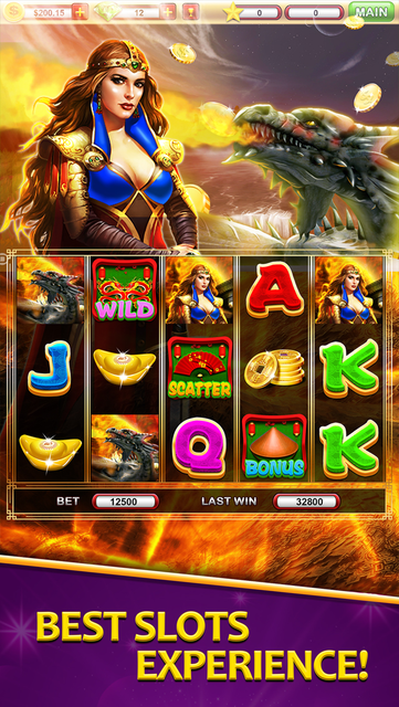 Triple Spin Casino Slots - All New, Grand Vegas Slot Machine Games in the Double Rivers Valley! screenshot 4