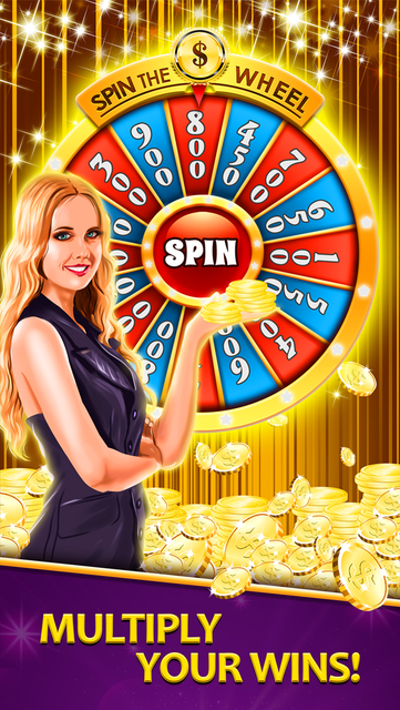 Triple Spin Casino Slots - All New, Grand Vegas Slot Machine Games in the Double Rivers Valley! screenshot 5