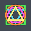 Geometry Rush Geometry Rush: Quick Match Color Shapes iOS+Android
