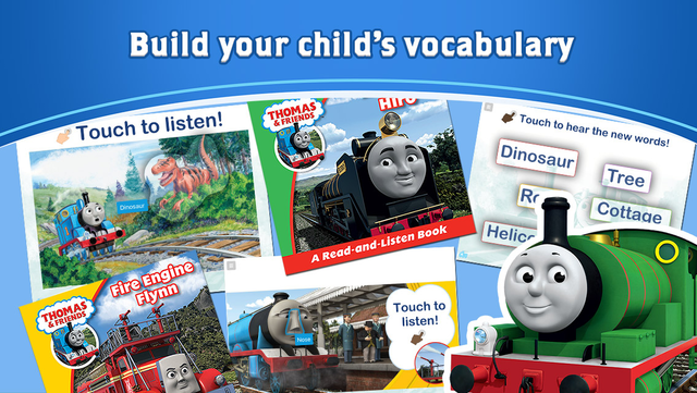Thomas & Friends™: Read & Play screenshot 2