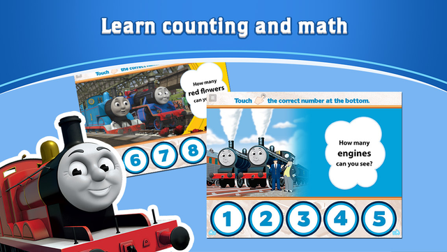 Thomas & Friends™: Read & Play screenshot 3