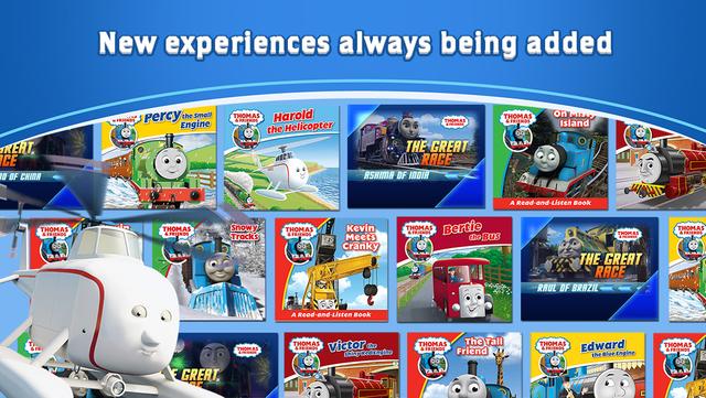 Thomas & Friends™: Read & Play screenshot 5