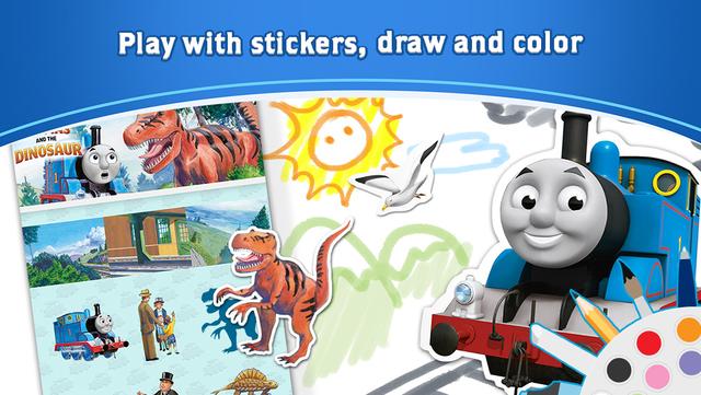 Thomas & Friends™: Read & Play screenshot 4