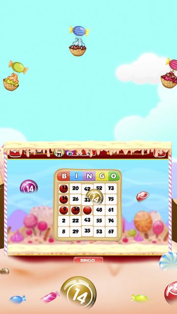 Fortune Wheel Bingo - Free Bingo Casino Game screenshot 2