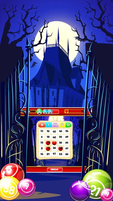 Fortune Wheel Bingo - Free Bingo Casino Game screenshot 3