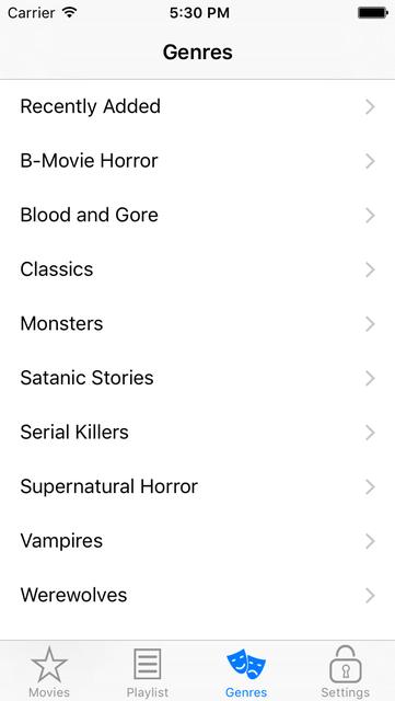 247 Horror screenshot 3