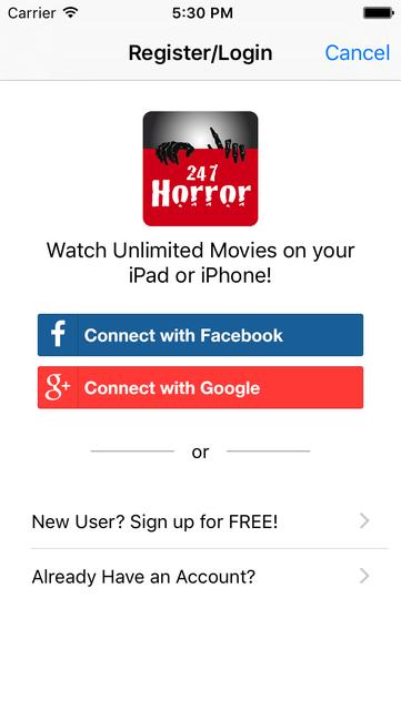247 Horror screenshot 5
