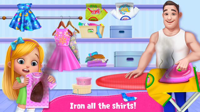 Daddy's Little Helper screenshot 5