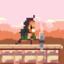 Goku to hell-pixel RPG game(4k downloads,gamemaker,source code)