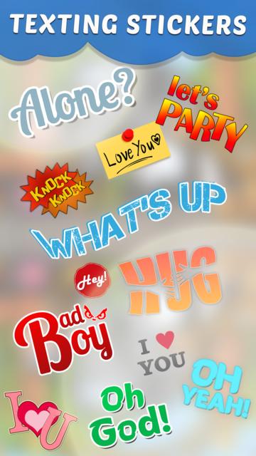 Adult Texting Stickers screenshot 2