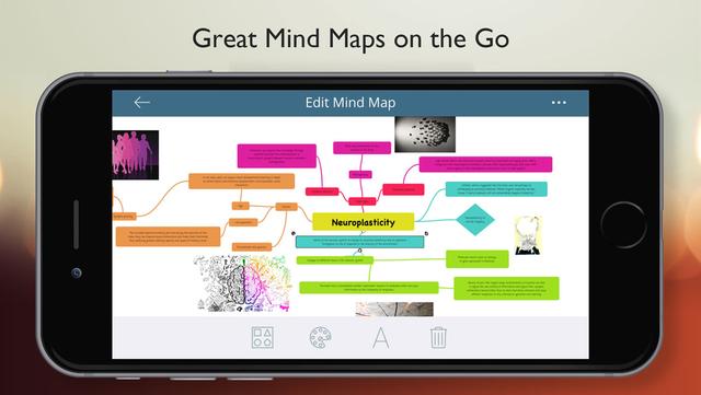GoConqr MindMaps screenshot 5