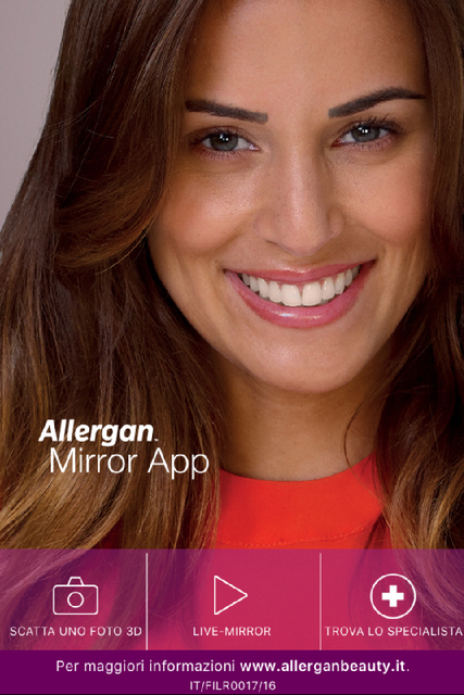 Allergan Mirror screenshot 1