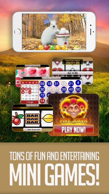 ANIMAL BINGO - Live Animal Bingo & Slots! screenshot 3