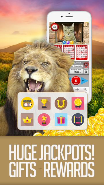 ANIMAL BINGO - Live Animal Bingo & Slots! screenshot 4