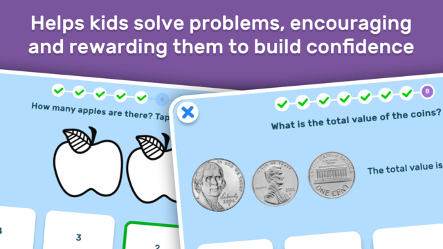 GO Math! GO – Fun learning for grades K, 1st & 2nd screenshot 4