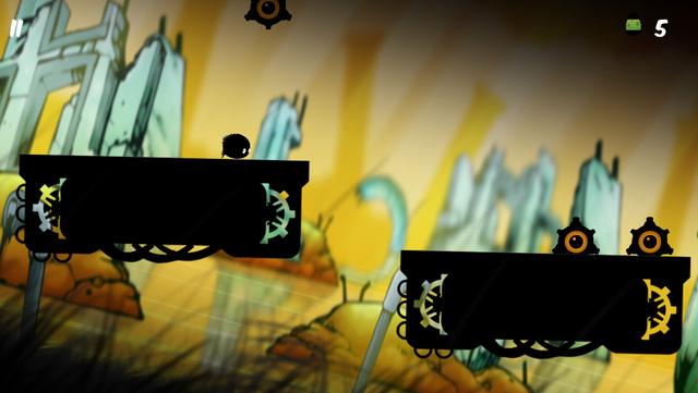 A Dark Maze - Need For Racer screenshot 1
