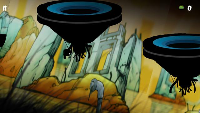 A Dark Maze - Need For Racer screenshot 2
