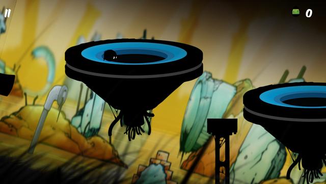A Dark Maze - Need For Racer screenshot 3