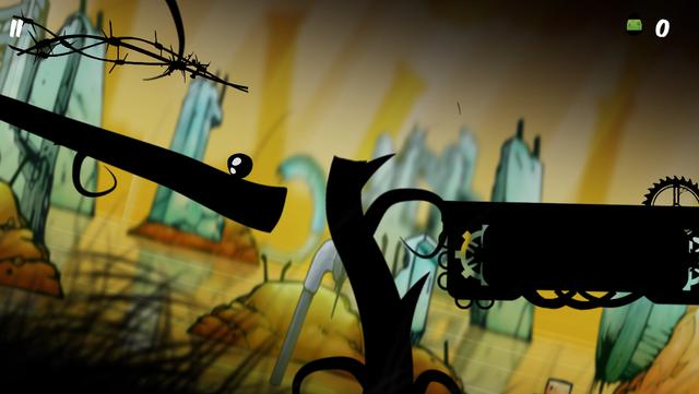 A Dark Maze - Need For Racer screenshot 4