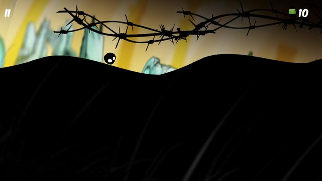 A Dark Maze - Need For Racer screenshot 5