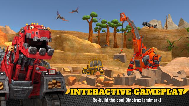 Dinotrux App – Trux It Up! screenshot 2