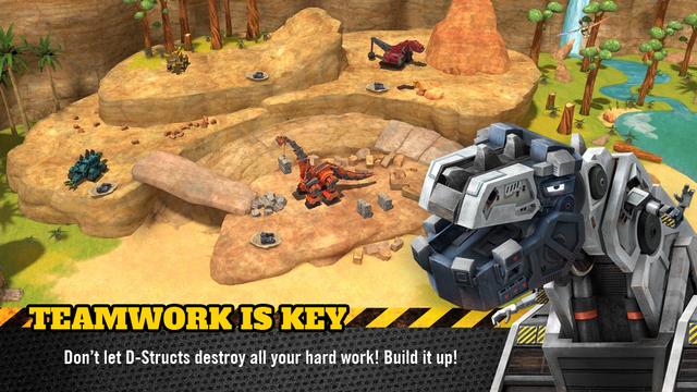 Dinotrux App – Trux It Up! screenshot 4