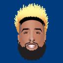 Icon for OdellMoji by Odell Beckham Jr.