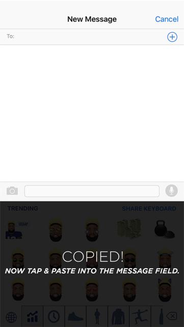 OdellMoji by Odell Beckham Jr. screenshot 5