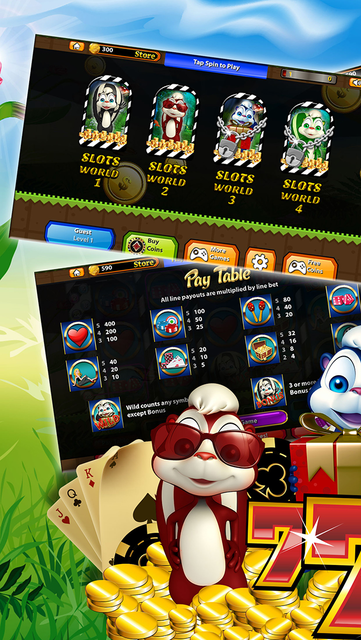 'A New Stinkin Reels Machine Casino - Play Rich and Lucky and Hit the North Jackpot! screenshot 1
