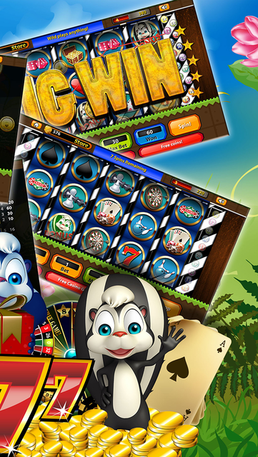 'A New Stinkin Reels Machine Casino - Play Rich and Lucky and Hit the North Jackpot! screenshot 2