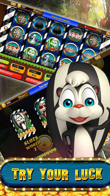 'A New Stinkin Reels Machine Casino - Play Rich and Lucky and Hit the North Jackpot! screenshot 3