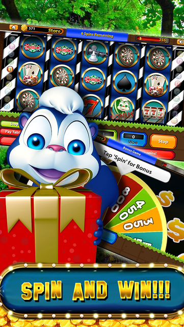 'A New Stinkin Reels Machine Casino - Play Rich and Lucky and Hit the North Jackpot! screenshot 5