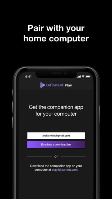 BitTorrent Play screenshot 2