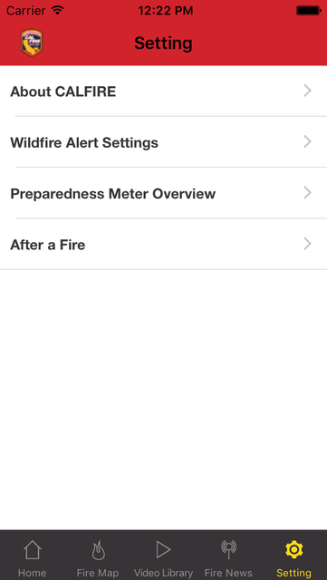 CAL FIRE Ready for Wildfire screenshot 5
