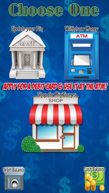 ATM Bank Teller & Cash Machine screenshot 5