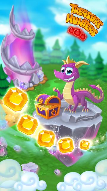 Treasure hunters puzzle screenshot 5