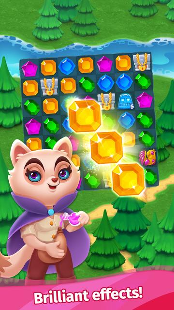 Treasure hunters puzzle screenshot 7