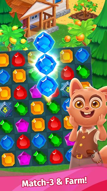 Treasure hunters puzzle screenshot 6