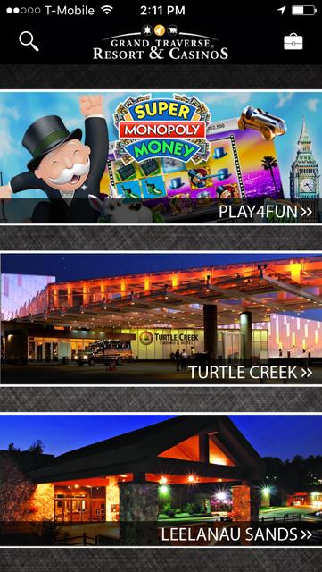 Grand Traverse Resort & Casino screenshot 1