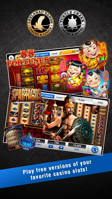 Grand Traverse Resort & Casino screenshot 2