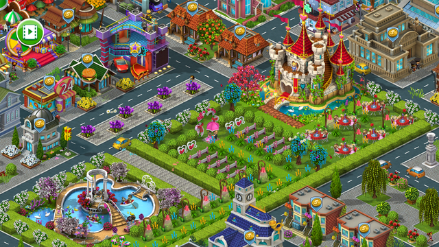 SuperCity: My Town Life Sim screenshot 10