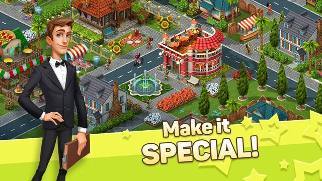 SuperCity: My Town Life Sim screenshot 7